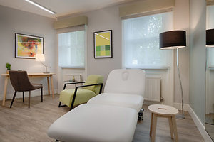 Clinic Locations & Rates. Brighter Space Islington clinic inside